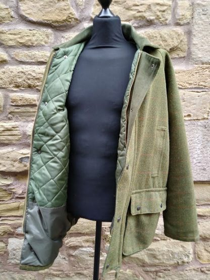Shooting Hunting Field Country Jacket Tweed Check