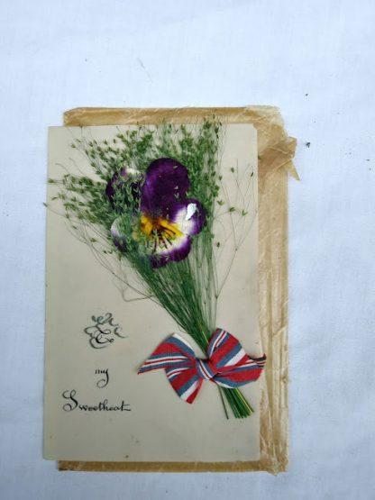 WW2 Sweetheart Postcard