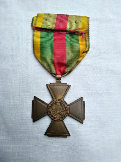 Volunteer Combantant Cross 1914-18