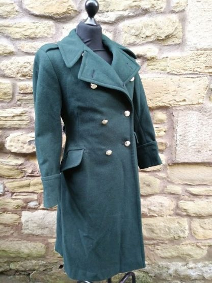 WRAC Womens Royal Army Corps Great Coat
