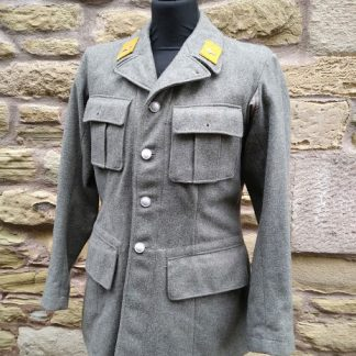 Woolen Austrian or German Military Jacket