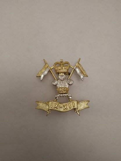 9th/12th Royal Lancers cap Badge