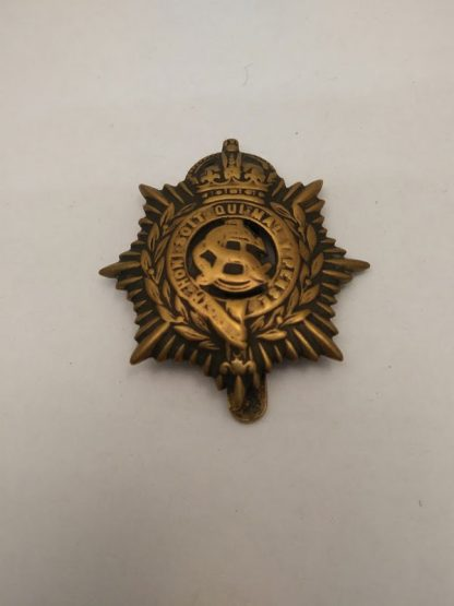 Army Service Corps Cap Badge