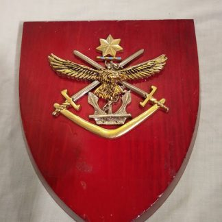 Australian Defence Force Wall Mess Plaque