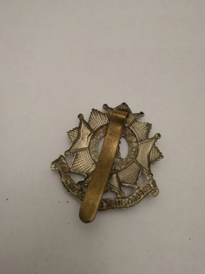 Bedfordshire & Hertfordshire Cap Badge