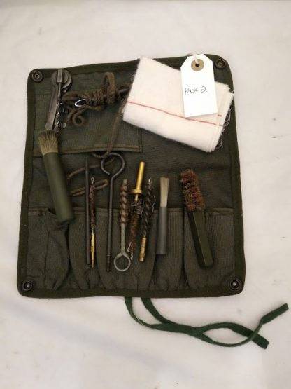 British Army SA80 Rifle cleaning kit