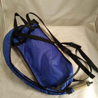 Camelbak, waterproof nylon cover and branded 'CAMELBAK' 3 litre bladder