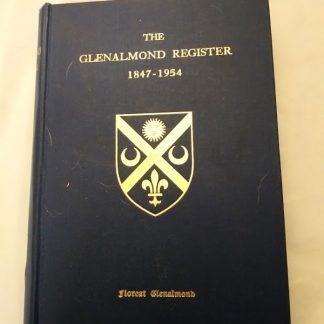 GLENALMOND REGISTER 1847-1954