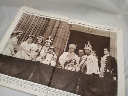 Illustrated London News 15 May 1937 Coronation Book