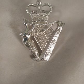 Irish Regiment Cap Badge