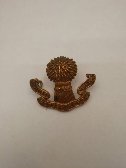 Lothians and Border Horse Yeomanry cap badge