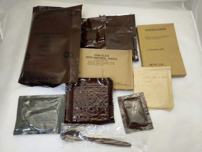 MRE, Meals Ready to Eat, USA