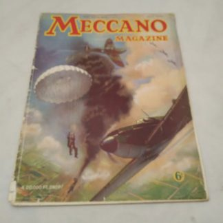 Meccano Magazine May 1941
