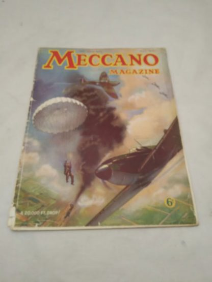 Meccano Magazine May 1941