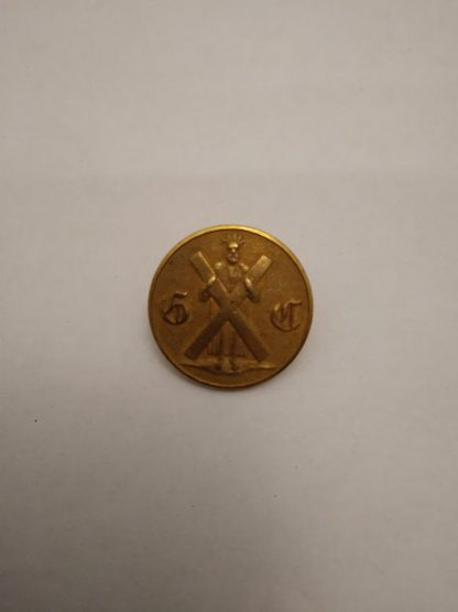Military Button - Royal Company of Archers