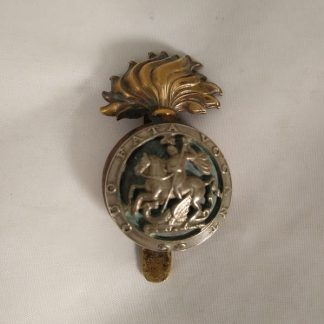 Northumberland Fusiliers Cap Badge
