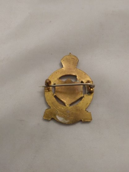 Northumberland Hussars South Africa 1900-02 Enamel Badge