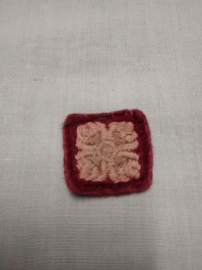 Officer Cloth Rank insignia pip