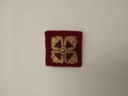 Officers Cloth Rank Insignia pip