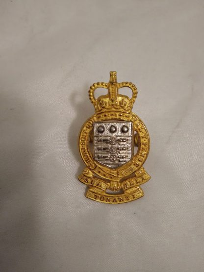 Officers Ordinance corps cap badge