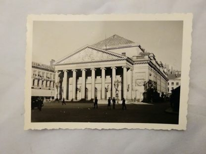 Pre WW2 Photographs of Belgium, Series 1 (red)