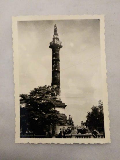 Pre WW2 Photographs of Belgium, Series 1 (red)