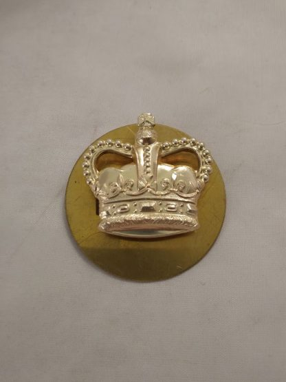 Queen's crown Warrant Officer's Rank Insignia Badge