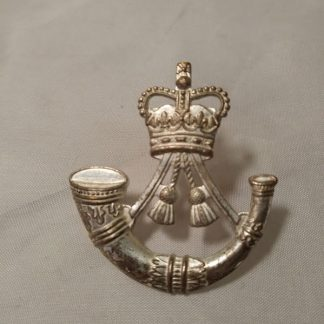 Rifles Regiment Cap badge