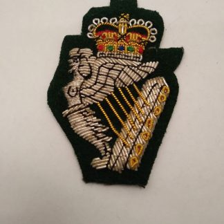 Royal Irish Regiment Cloth badge