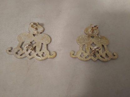 Royal Lancers Ceremonial Collar dogs