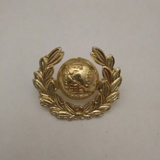 Royal Marine Cap Badge