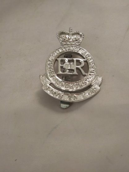 Royal Military Academy Sandhurst Cap Badge