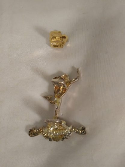 Royal Signals Cap Badge
