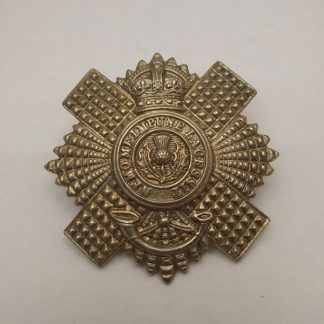 Scots Guards Cap Badge WW2