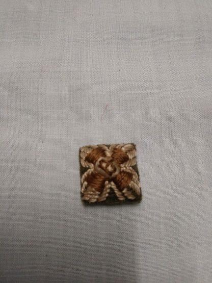 Small Officer cloth Rank insignia pip
