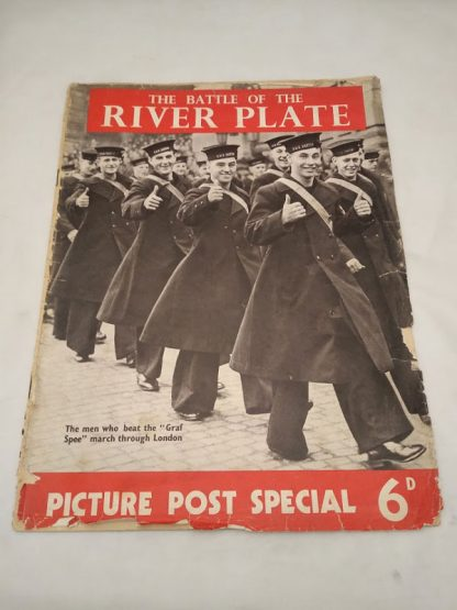 The Battle of River Plate Picture Post Special