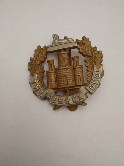 The Essex Regiment Cap Badge