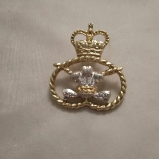 The Staffordshire Regiment Collar Dog