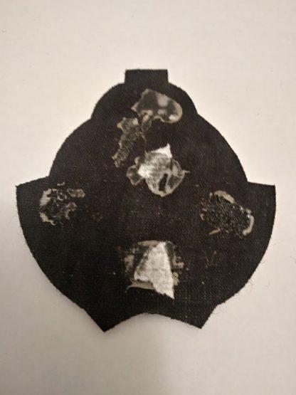 The Suffolk Regiment Regimental bullion patch badge