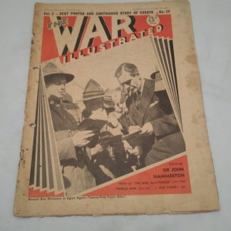 The War Illustrated 1st March 1940
