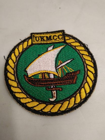 UKMCC Patch Badge