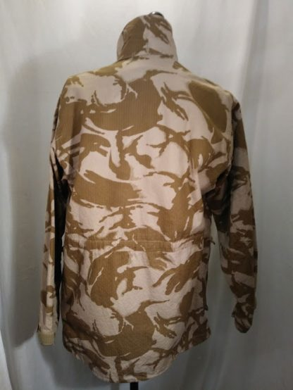 British Military Windproof Rip stop Jacket Desert DPM