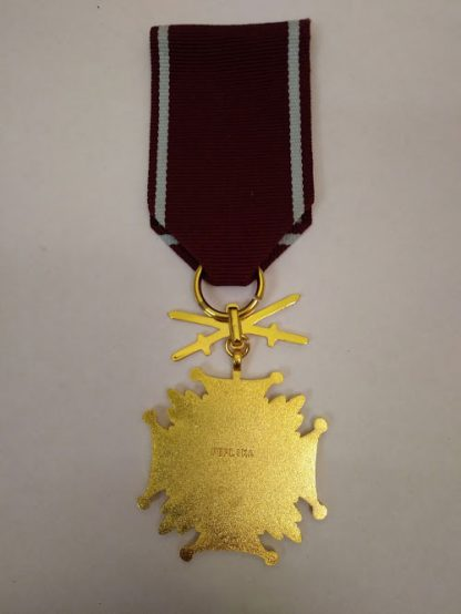 Cross of Military Merit, Polish WW2 Medal