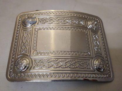 Scottish Clan Crest kilt Belt Buckle