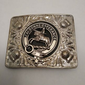 Scottish Kilt belt buckle