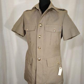 Tropical Bush Jacket British Army