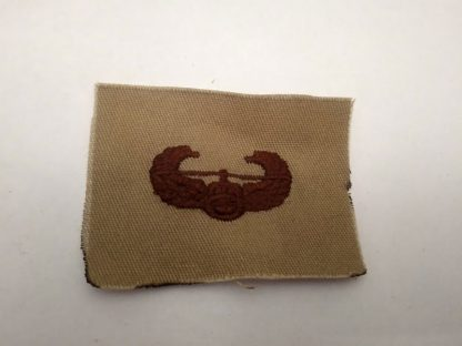 US helipcopter jump parachute wings patch badge