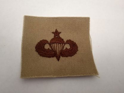 US paratrooper wings patch badge
