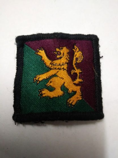 51st Infantry Brigade & HQ Scotland Patch