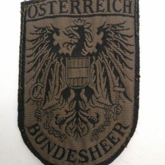 Austrian Osterreich Bundesheer Patch Badge